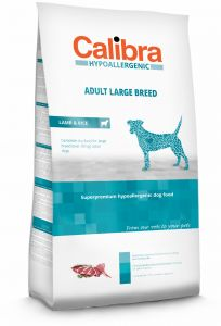 Calibra Dog Hypoallergenic Adult Large Lamb
