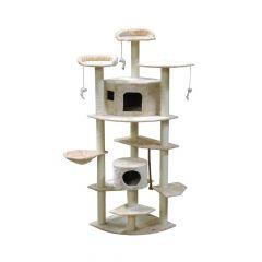 Go PetClub Cat Tree 84Wx56Lx183H