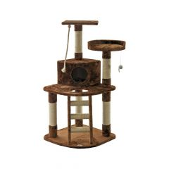 Go PetClub Cat Tree With Ladder & Rope