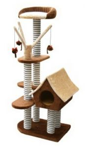 Fauna Sagrada Cat Scratching Pole