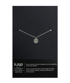Fuse Jewellery Cat Necklace
