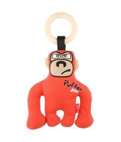 GiGwi Puffer Zoo Monkey Dog Toy