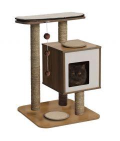 Vesper Cat Furniture V-Base Cat Tree (32.08-in)
