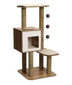 Vesper Cat Furniture V-High Base Cat Tree(47.8-in)
