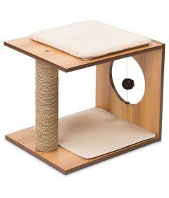 Vesper Cat Furniture Stool (14.57-in)