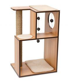 Vesper Cat Furniture Large V-Box (30.71-in)