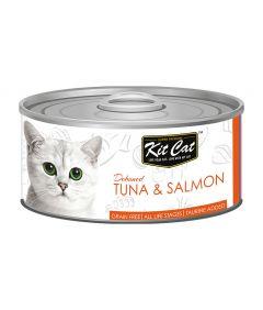 Kit Cat Tuna & Salmon Cat Wet Food