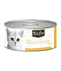 Kit Cat Tuna & Chicken Cat Wet Food