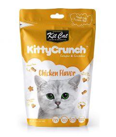 Kit Cat Kitty Crunch Chicken Flavor Cat Treats