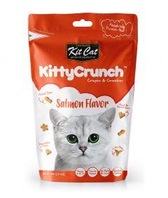 Kit Cat Kitty Crunch Salmon Flavor Cat Treats