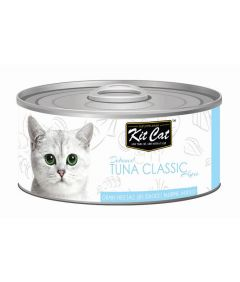 Kit Cat Tuna Classic Cat Wet Food