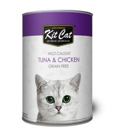Kit Cat Tuna & Chicken Wet Food