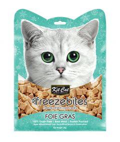 Kit Cat Freezebites Dried Foie Gras Cat Treats