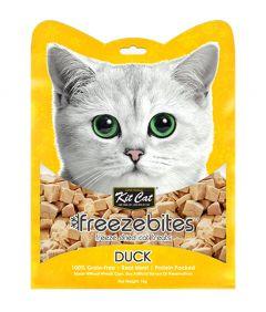 Kit Cat Freezebites Dried Duck Cat Treats