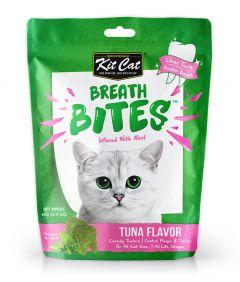 Kit Cat Breath Bites Tuna Flavor Cat Treats