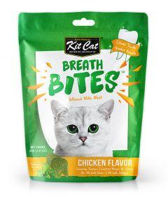 Kit Cat Breath Bites Chicken Flavor Cat Treats