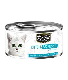 Kit Cat Kitten Mousse with Tuna