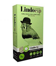 Lindo Lindocip Bird Sand & Grit Bird Cage Litter