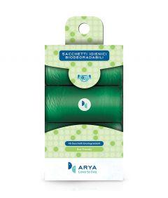 Arya Poo Bags Refill Biodegradable 3x15bags