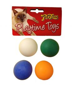 PetLove Playtime Pink Pong Ball Cat Toy