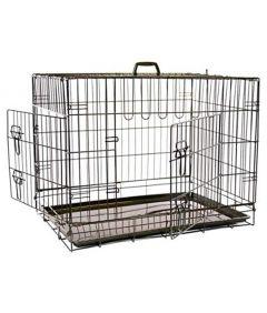 Mikki Two Door Dog Crate