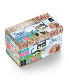Little Big Paw Gourmet Seafood Mousse Selection 6x85g