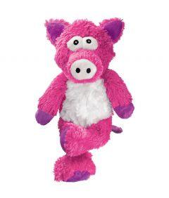 Kong Cross Knots Pig Dog Toy