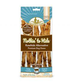 Nothin To Hide Twist Stix Beef Chew Dog Treats