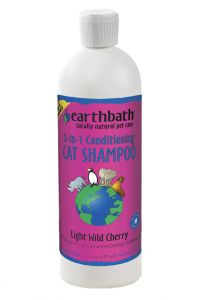 Earthbath 2-in-1 Cat Shampoo