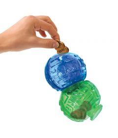 Kong Lock-It 2pk Treat Puzzle Dog Toy