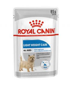 Royal Canin Light Weight Care Dog Wet Food Pouch