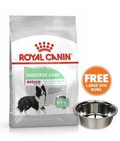 Royal Canin Medium Digestive Care Dry Dog Food