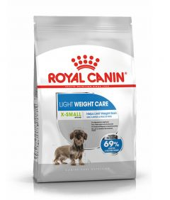Royal Canin X-Small Adult Light Weight Care Dry Dog Food