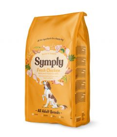 Symply Adult Fresh Chicken Dry Dog Food