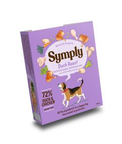 Symply Adult Duck with Potato Wet Dog Food