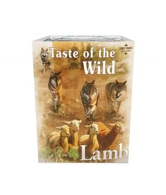 Taste of the Wild Lamb Wet Dog Food