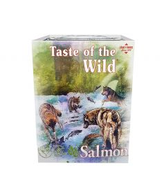 Taste of the Wild Salmon Dog Wet Food