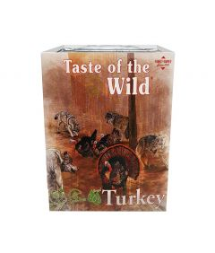 Taste of the Wild Turkey Dog Wet Food