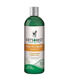 Vet's Best Flea Itch Relief Shampoo For Dogs