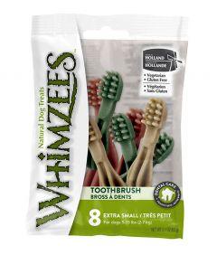 Whimzees Toothbrush Mix Dental Dog Treats (60g)
