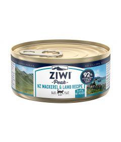 ZiwiPeak Mackerel & Lamb Recipe Canned Cat Food