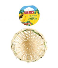 Zolux Wicker Canary Bird Nest