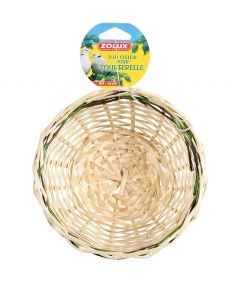 Zolux Wicker Turtledove Nest