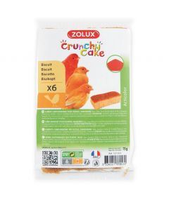 Zolux Crunchy Cake Acticolor Bird Biscuit