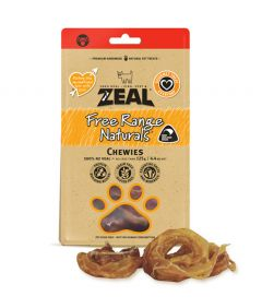 Zeal Free Range Naturals Chewies Dog Treats
