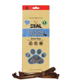 Zeal Free Range Naturals Spare Ribs Dog Treats