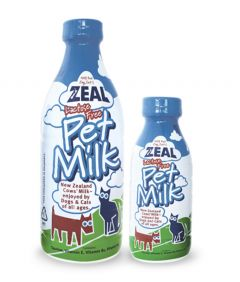 Zeal Pet Milk for Cats & Dogs