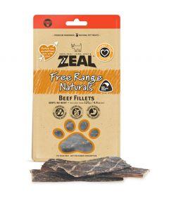 Zeal Free Range Naturals Beef Fillets