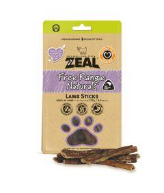 Zeal Free Range Naturals Lamb Sticks Dog Treats