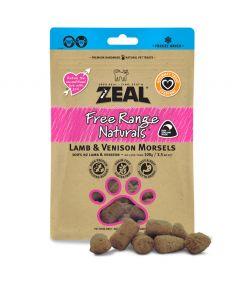 Zeal Lamb & Venison Morsels Cat Treats